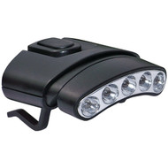 CYCLOPS CYC-HCDT-WG 30-Lumen Tilt(R) 5-LED Hat Clip Light (Regular) (R-GSMCYCHCDTWG)