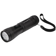 CYCLOPS CYC-FL12-2PK 12-LED Aluminum Flashlights with Red & Green LED, 2 pk (R-GSMFL122PK)