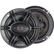 "Blaupunkt 6.5"" 4-Way Coaxial Speaker 360W (R-GTX650)"