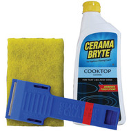 CERAMA BRYTE 27068 Cooktop Cleaning Kit (R-GVI27068)