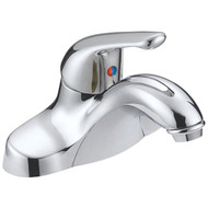 AQUA PLUMB 1554010 Chrome-Plated Single-Handle Bathroom Faucet (R-HBCL1554010)