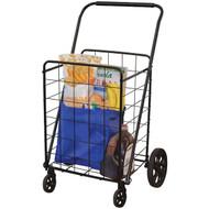 HELPING HAND FQ39720 4-Wheel Super-Deluxe Swiveler Cart (R-HBCLFQ39720)
