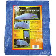 HOWARD BERGER V1020 Reinforced Plastic Tarp (10ft x 20ft) (R-HBCLV1020)