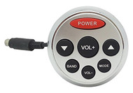 Hydro by DS18 Waterproof Stereo Remote Control for Marine, Off-Road, & Extreme Conditions (R-HMRC)