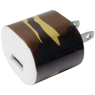 IESSENTIALS IE-AC1USB-CAMO 1-Amp USB Wall Charger (Camouflage) (R-IEAC1USBCAMO)