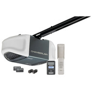 CHAMBERLAIN MYQ WD962KEV 3/4HP MyQ(R)-Enabled Belt Drive Garage Door Opener with Battery Backup (R-IELWD962KEV)