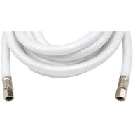 """CERTIFIED APPLIANCE IM120P Polyvinyl Ice Maker Connector (10ft, 1/4"""" Connector) (R-IM120P)"""