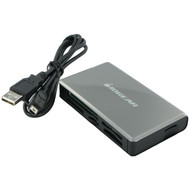 IOGEAR GFR281W6 56-in-1 Card Reader/Writer (R-IOGGFR281W6)