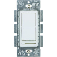 GE 10464 Single Pole Rocker-Style Dimmer (R-JAS10464)