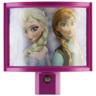 DISNEY 13378 Wraparound, Light-Sensing LED Night-Light (Disney(R) Frozen(R)) (R-JAS13378)