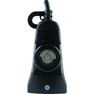 General Electric 15138 24-Hour Mechanical Outdoor 2-Outlet Plug-in Timer (R-JAS15138)