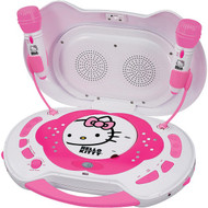 HELLO KITTY KT2003CA Karaoke System with CD Player (R-JENKT2003CA)