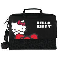 "HELLO KITTY KT4335B 15.4"" Notebook Bag (Black) (R-JENKT4335B)"