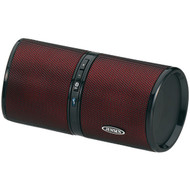 JENSEN SMPS-622-R Bluetooth(R) Rechargeable Stereo Speaker (Red) (R-JENSMPS622R)