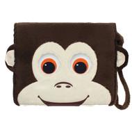 "TABZOO TZ650MAP Interactive Universal 8"" Tablet Monkey Folio Case (R-JENTZ650MAP)"