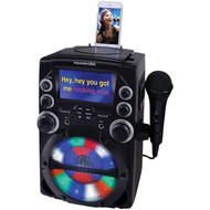 "KARAOKE USA GQ740 CD+G Karaoke System with 4.3"" Color TFT Screen (R-JSKGQ740)"