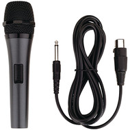 KARAOKE USA M189 Professional Dynamic Microphone with Detachable Cord (R-JSKM189)