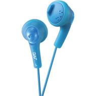 JVC HAF160A Gumy(R) Earbuds (Blue) (R-JVCHAF160A)