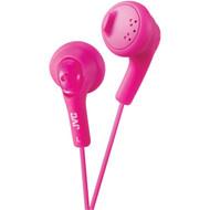 JVC HAF160P Gumy(R) Earbuds (Pink) (R-JVCHAF160P)