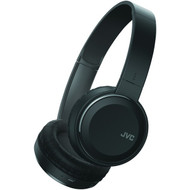 JVC HAS190BTB Colorful Bluetooth(R) Headphones (Black) (R-JVCHAS190BTB)