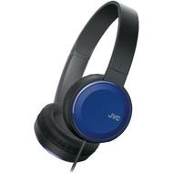 JVC HAS190MA Colorful On-Ear Headphones (Blue) (R-JVCHAS190MA)