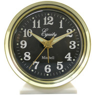 EQUITY BY LA CROSSE 12020 Analog Keywind Alarm Clock (R-LCR12020)