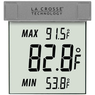 LA CROSSE TECHNOLOGY WS-1025 Outdoor Window Thermometer (R-LCRWS1025)