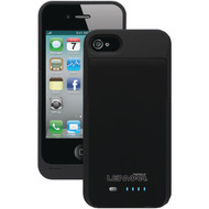 LENMAR BC4 iPhone(R) 4/4S iBatteryCase(TM) & External Battery (R-LENBC4)