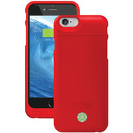 LENMAR BC6R iPhone(R) 6/6s Power Case (Red) (R-LENBC6R)