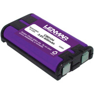 LENMAR CB0104 Panasonic(R) KX-TG Series Cordless Phone Replacement Battery (R-LENCB0104)