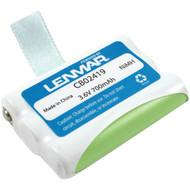 LENMAR CB02419 AT&T(R) 1231, 2125 & 2725 Cordless Phone Replacement Battery (R-LENCB02419)