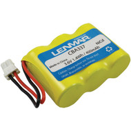 LENMAR CBA337 SW Bell(R) 4205083, 4205080, FF-2125, FF-677A, GH3010 & GH3000 Cordless Phone Replacement Battery (R-LENCBA337)