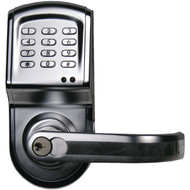 LINEAR 212LS-C26DCR-RT Electronic Access Control Cylindrical Lockset with Right-Hand Opening (R-LIN21226DCRRT)