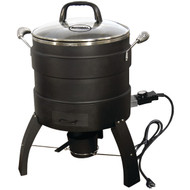 BUTTERBALL 20100809 18lb-Capacity Electric Oil-Free Turkey Fryer (R-MAST20100809)