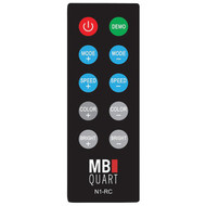 MB Quart N1-RC N1-RC Wireless RF LED Light Remote (R-MBQN1RC)