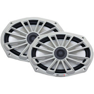 "MB Quart NK1-169 Nautic Series 6"" x 9"" 140-Watt 2-Way Coaxial Speaker System (Not Illuminated) (R-MBQNK1169)"