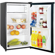 MAGIC CHEF MCBR350S2 3.5 Cubic-ft Refrigerator (Stainless Look) (R-MCPMCBR350S2)