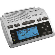 MIDLAND WR-300 Deluxe SAME Weather Alert/All-Hazard Radio with AM/FM Radio (R-MDLWR300)