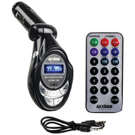 AXXESS MOBILITY AXM-DC06 Wireless FM Modulator with SD(TM) Card Slot (R-MECAXMDC06)