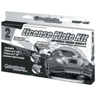 BALLISTIC HOLLOW POINT SDHP-LIC License Plate Kit (R-MECSDHPLIC)