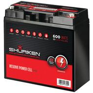 SHURIKEN SK-BT20 Battery (600 Watts; 20 Amps) (R-MECSKBT20)