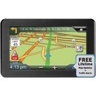 "MAGELLAN RM9416SGLUC RoadMate(R) 9416T-LM 7"" GPS Navigator with Free Lifetime Maps & Traffic Updates (R-MENRM9416SGLC)"