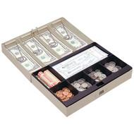 STEELMASTER 221619003 Cash Box with Combination Lock (R-MMF221619003)