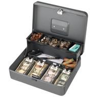 STEELMASTER 2216194G2 Tiered Tray Cash Box (R-MMF2216194G2)
