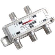 CHANNEL PLUS 2514 DC/IR Passing Splitter/Combiner (4 way) (R-MPT2514)