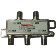 CHANNEL PLUS 2534 Splitter/Combiner (4 way) (R-MPT2534)