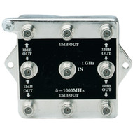 CHANNEL PLUS 2538 Splitter/Combiner (8 way) (R-MPT2538)