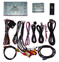 Crux Multimedia & Rear View Integration For Select Ford Vehicles With Sync 3 (R-MRVFD79Q)