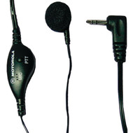 MOTOROLA 53727 2-Way Radio Accessory (Earbud with PTT Microphone for Talkabout(TM) 2-Way Radios) (R-MTR53727)