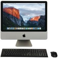 "APPLE MA876/C2D/4/250 Refurbished 20"" iMac(R) Desktop Computer (R-MWHMA876)"